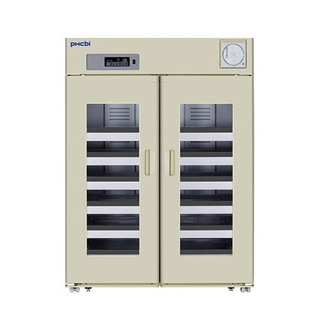 mbr gr blood bank refrigerator phcbi
