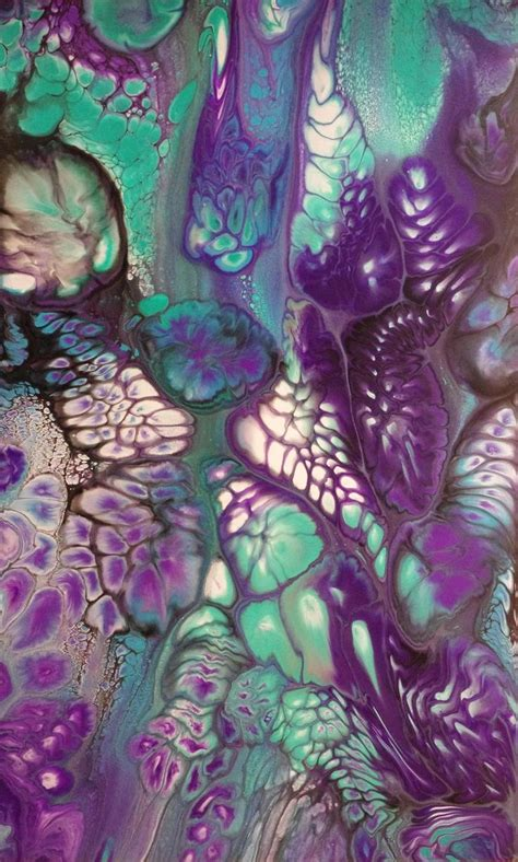 acrylic paint pour 17 best images about fluid and or resin painting on