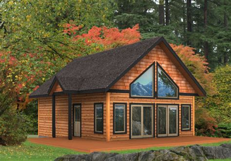 Custom Cottage House Plans by Quail Custom Retreats Cottages Post And Beam Homes