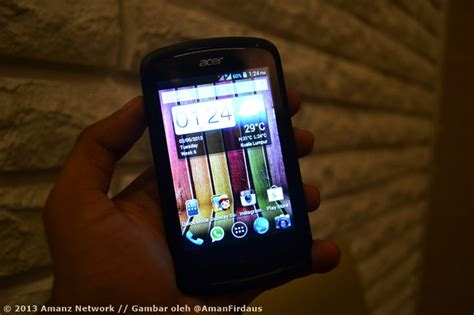 Harga Acer Z120 acer z120 telefon pintar jelly bean daripada acer pada