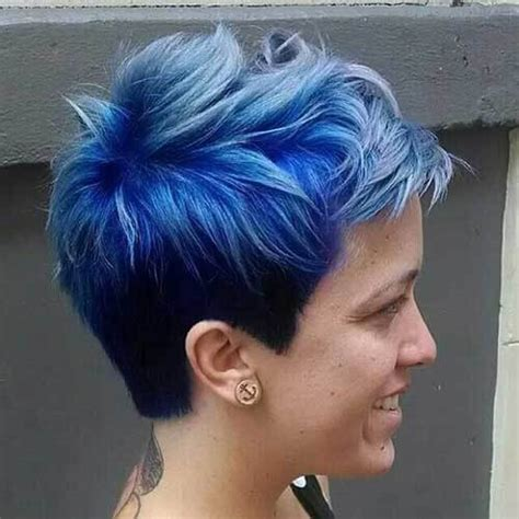 is ombre blue hair ok for older women 50 super cool blue ombre hair styles hair motive hair motive