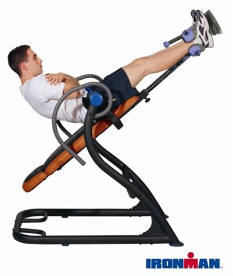 Ironman Inversion Table 4000 by Ironman Atis 4000 Inversion Table Will Change Your