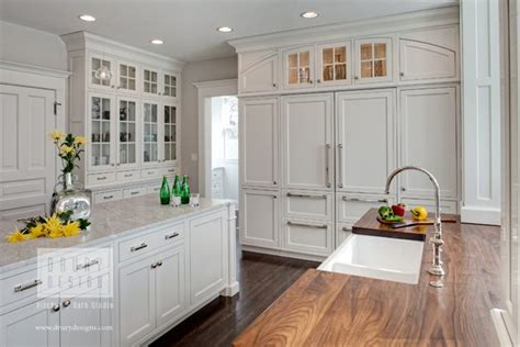 floor to ceiling wood kitchen cabinets traditional 5 benefits of custom kitchen cabinets drury design