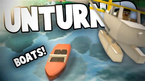 boats unturned unturned 3 14 2 0 drivable boats jetski otter