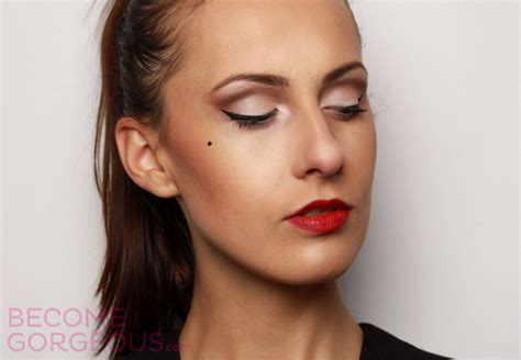 tutorial eyeliner pin up classic pin up makeup tutorial video