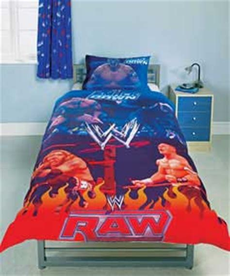 Wwe Single Duvet Set Wwe Raw Single Duvet Set Review Compare Prices Buy Online