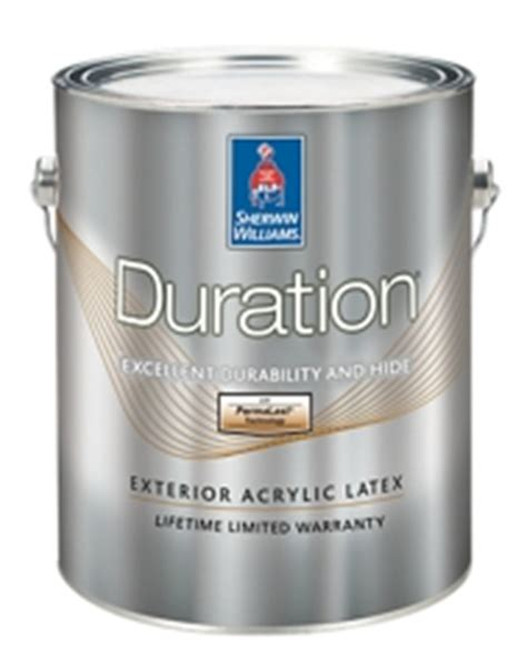 sherwin williams duration home interior paint duration 174 exterior acrylic coating homeowners sherwin williams