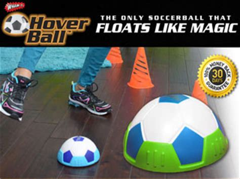 Hover As Seen On Tv The Indoor Soccer hover play soccer indoors floats like magic as