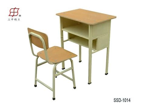 Wooden School Desk Chair by Student School Desk And Chair Wooden Top And Metal Frame
