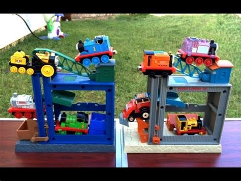 Sodor Steamworks Repair Shed by And Friends Play Set Sodor Steamworks Repair Shed N