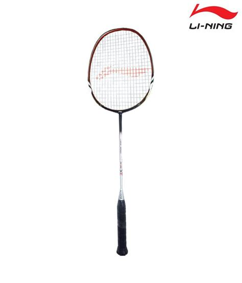 Raket Badminton Lining Ss 88 6g li ning ss 68 badminton racket buy at best price