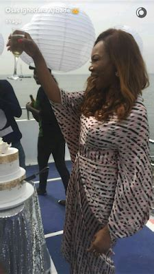 More From The Mrs Cruise by Photos From Betty Irabor S 60th Birthday Cruise In Lagos