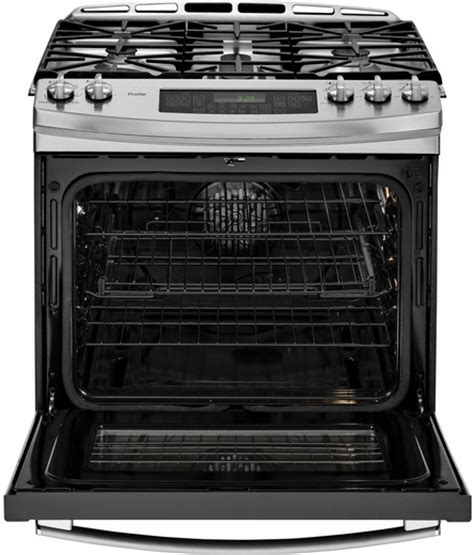 what is a warming drawer in a range pgs920sefss ge profile 30 quot slide in gas range with