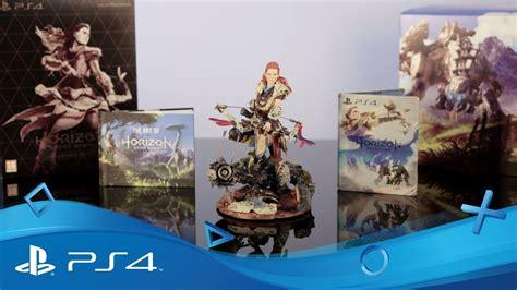 Vcd Original Cabaukan Collectors Edition horizon zero collector s edition unboxing ps4