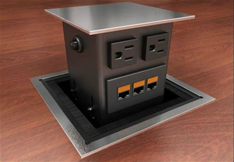 act power data modules bring electric outlets