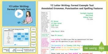 writing letter ks texts teacher
