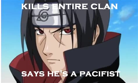 itachi meme by jarcuto on deviantart