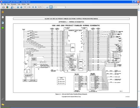 allison 2000 transmission wiring diagram free