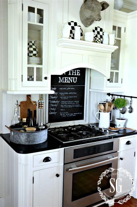 Kitchen Paint Range Stonegable On White Dishes Farmhouse Kitchens
