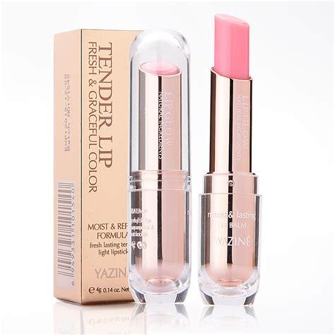 Lipgloss Caring Colours lip balm moisturzer color change enhancer blam lipstick matte lip gloss