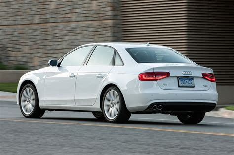 Audi A4 2014 by 2014 Audi A4 Reviews And Rating Motor Trend