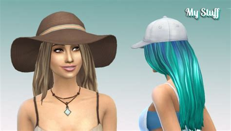 barbies stuffs hairstyles sims 4 hairs sims 4 hairs mystufforigin gorgeous hairstyle ombre