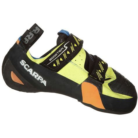 scarpa climbing shoes sale scarpa booster s climbing shoe s backcountry