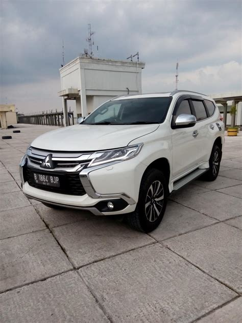 Mobil All New Pajero Sport pajero sport mitsuhitshi all new pajero dakar 2 4 mivel
