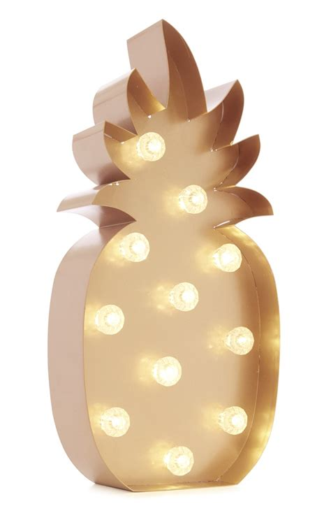 Ideas For Pineapple Outdoor Lights Design Primark Products