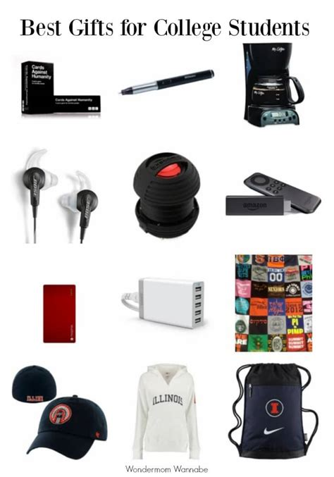 gifts for college freshmen best gifts for college students