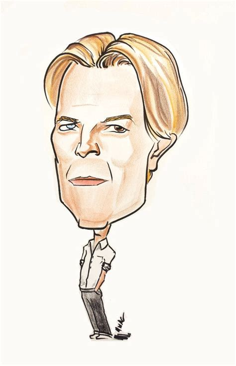 Caricature Drawers by Davidbowie By Mike Vegas