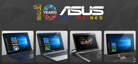 Asus Zen Laptop Philippines asus philippines outs zenbook vivobook laptops aio pcs for 2017