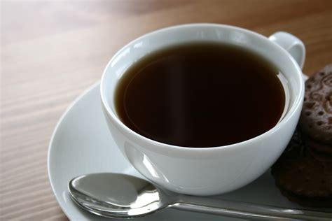 black coffee after specials for coffee simply being