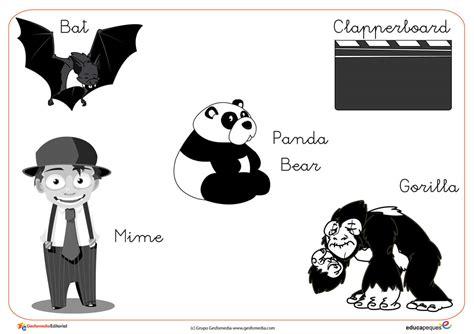 imagenes de objetos a blanco y negro los colores blanco y negro recursos para el aula