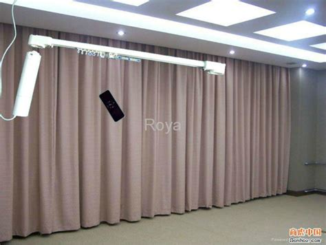motorized curtains diy roya automatic electric motorized curtain shutter motor