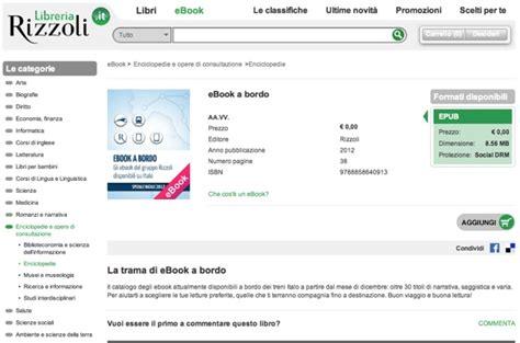 libreria rizzoli ebook con rcs libri gli ebook sono gratuiti in per la