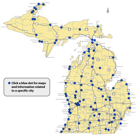 parks in michigan michigan state parks map my
