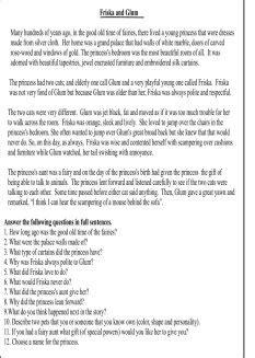 biography comprehension questions ks2 free printable reading comprehension worksheets good