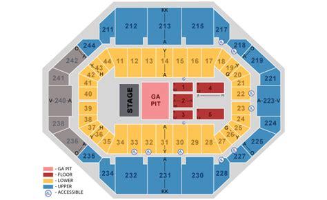 rupp arena floor plan rupp arena concert seating chart rupp arena floor plan