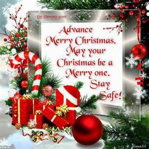 Verse greetings card amp wallpapers free advance merry christmas wishes