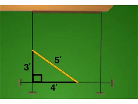 layout square meaning making and using batter boards