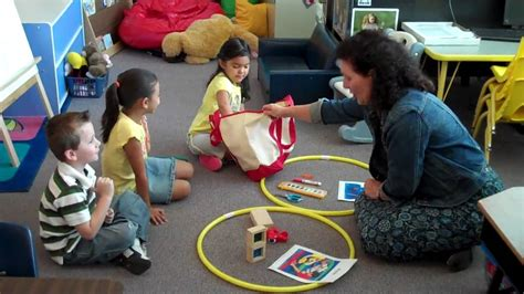 Kindergarten Activities Group | nicolemichael