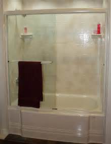 trackless shower doors for bathtub images