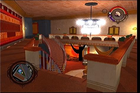 Saints Row 2 Crib Customization by Image Separation Anxiety Cutscene Interior In Saints Row