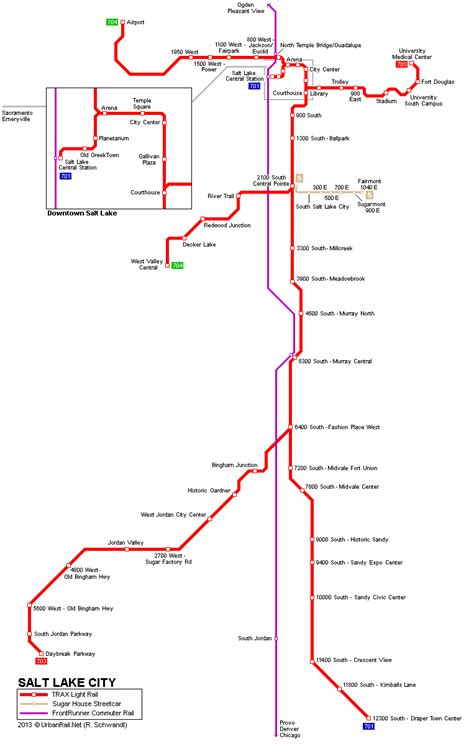 image gallery trax map