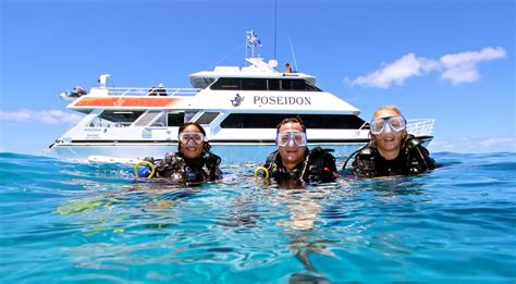 dive trip port douglas scuba diving trips best outer great barrier