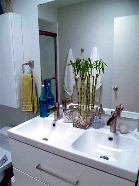 bamboo plant in bathroom 18 ideas of bathroom design with natural influences