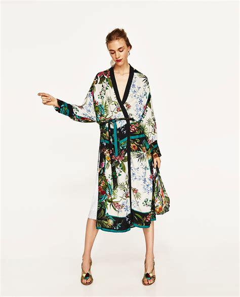 Kimono Backbutton by Zara Archives Dresscodes