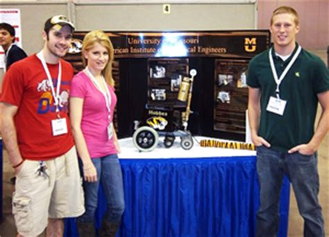 patten university regionally accredited mizzou engineering cheme car team places in top 10 at