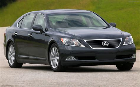 Lexus Ls460 Widescreen Car Wallpaper 033 Of 132